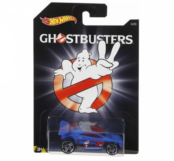 Mattel - Hot Wheels Limited Car Ghostbusters