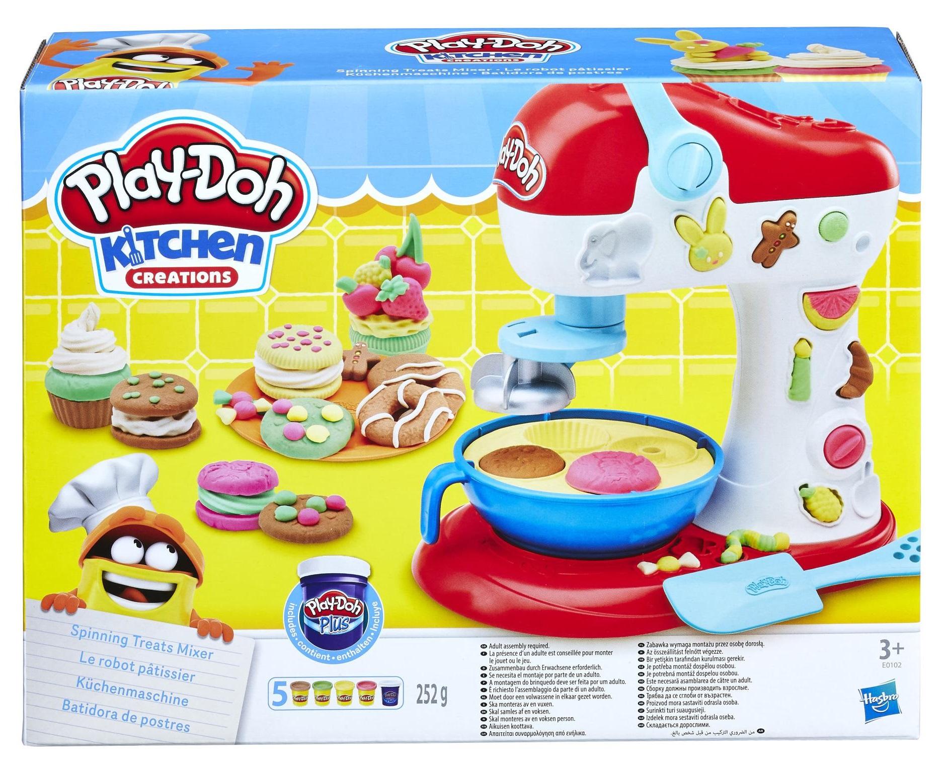 Play Doh Küchenmaschine 2021