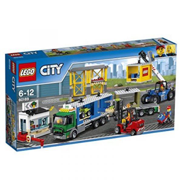 LEGO® City 60169 - Frachtterminal
