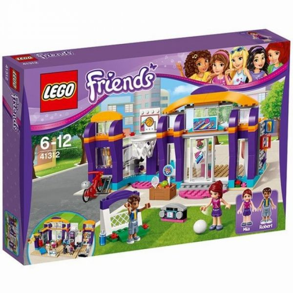LEGO® Friends 41312 - Heartlake Sportzentrum