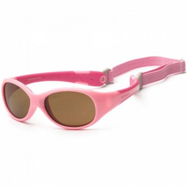 Koolsun - Kindersonnenbrille Flex Pink Hot Pink