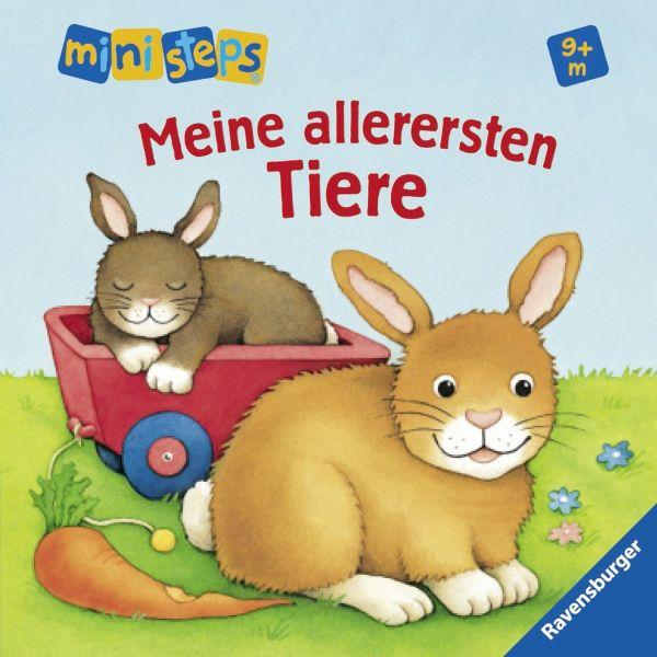Ravensburger 04244 - Meine allerersten Tiere
