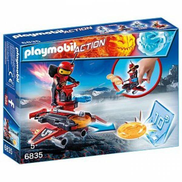 PLAYMOBIL® 6835 - Firebot mit Disc-Shooter