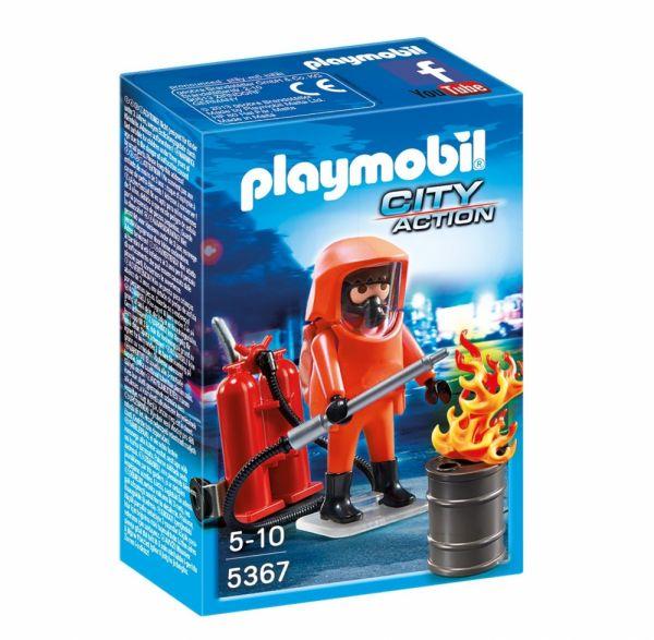 PLAYMOBIL® 5367 - Feuerwehr-Spezialeinsatz