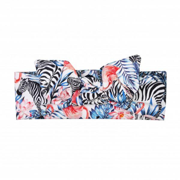 Ul & Ka - Haarband Zebra