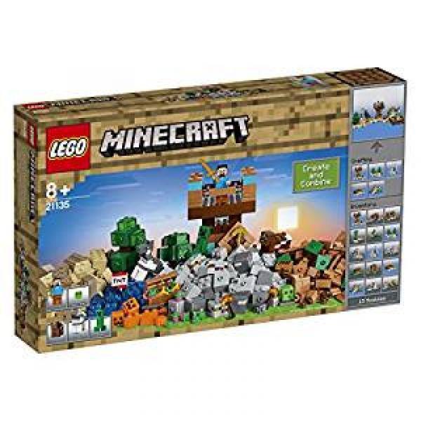 LEGO® Minecraft 21135 - Die Crafting-Box 2.0