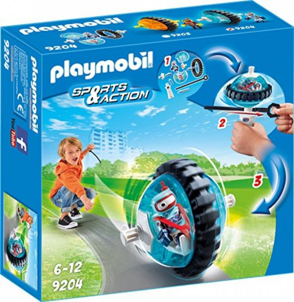 "PLAYMOBIL® 9204 - Speed Roller ""Blue"""