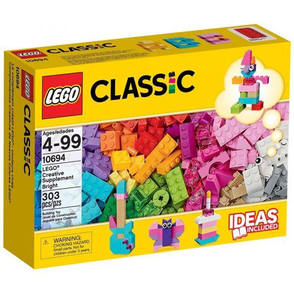 LEGO® 10694 - Baustein-Ergänzungsset Pasteltöne