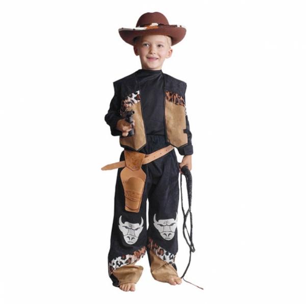 Kinderkostüm - Cowboy Buffalo, Größe 116
