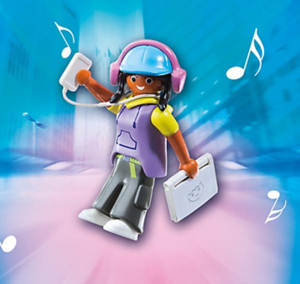 PLAYMOBIL® 6828 - Multimedia Girl