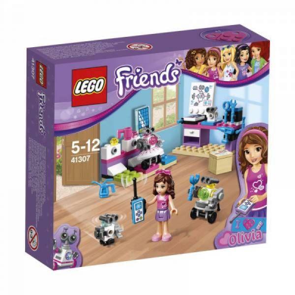 LEGO® Friends 41307 - Olivias Erfinderlabor