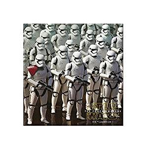 Servietten Star Wars The Force Awakens, 20 Stück