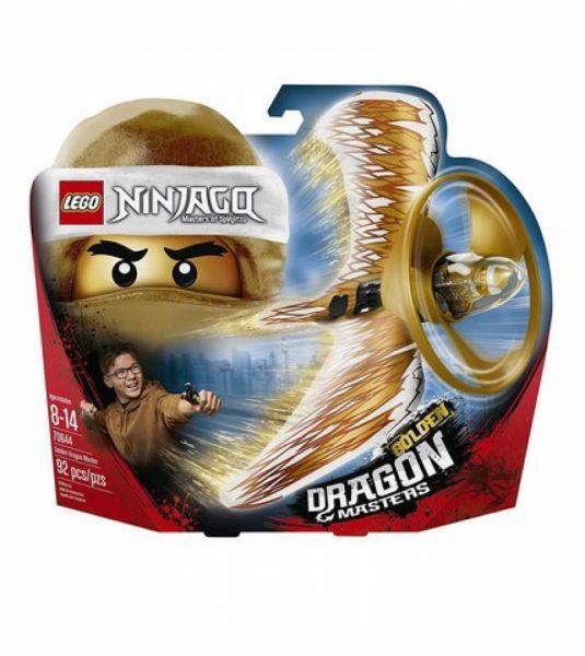 LEGO® Ninjago 70644 - Goldener Drachenmeister