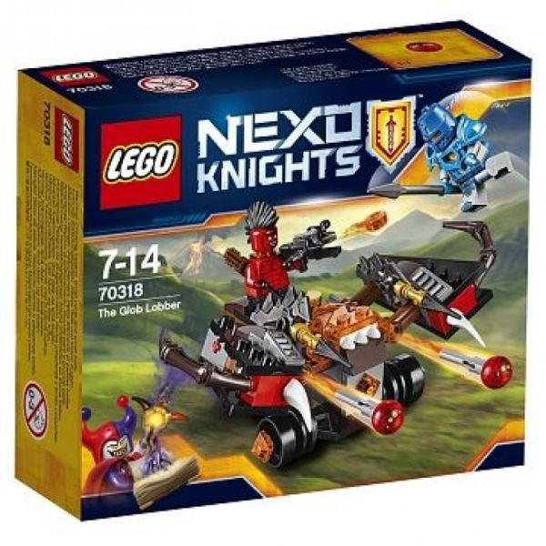 LEGO® NEXO KNIGHTS™ 70318 - Globlin Armbrust