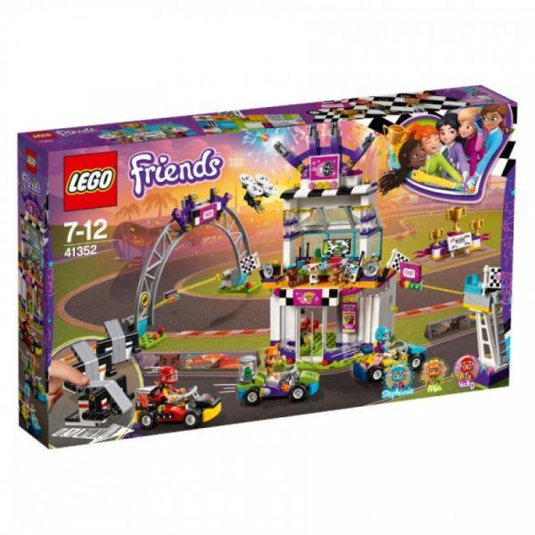 LEGO® Friends 41352 - Das grosse Rennen