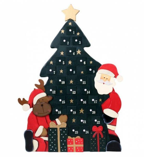 """Small Foot - Adventskalender """"Weihnachtszeit"""""""
