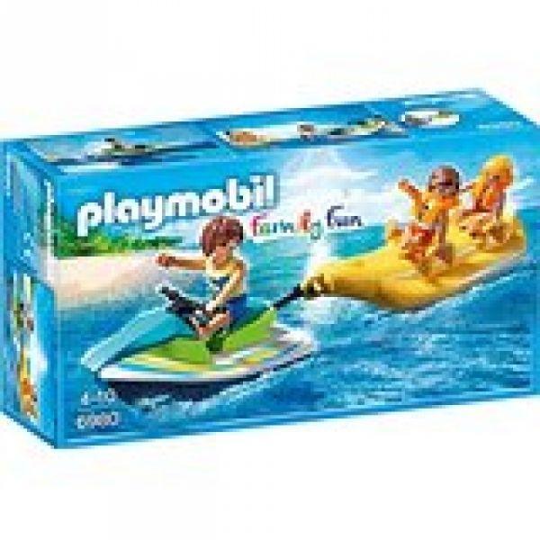 PLAYMOBIL® 6980 - Jetski mit Bananenboot