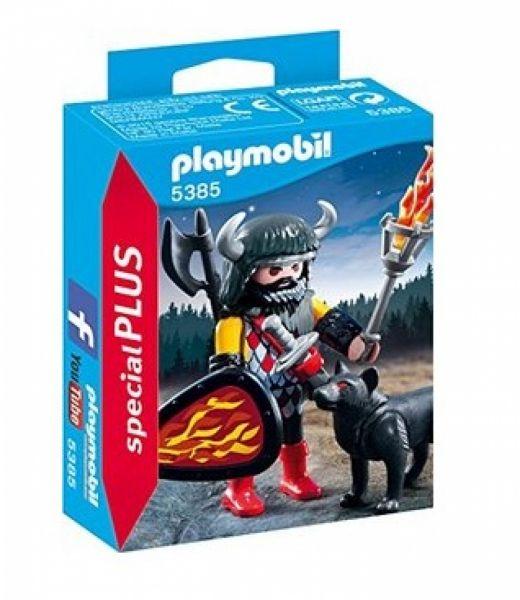 PLAYMOBIL® 5385 - Wolfskrieger