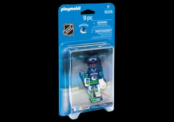PLAYMOBIL® 9026 - NHL™ Vancouver Canucks™ Goalie