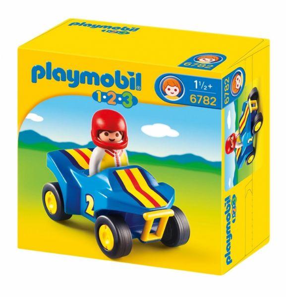 PLAYMOBIL® 6782 - Rennfahrer mit Quad