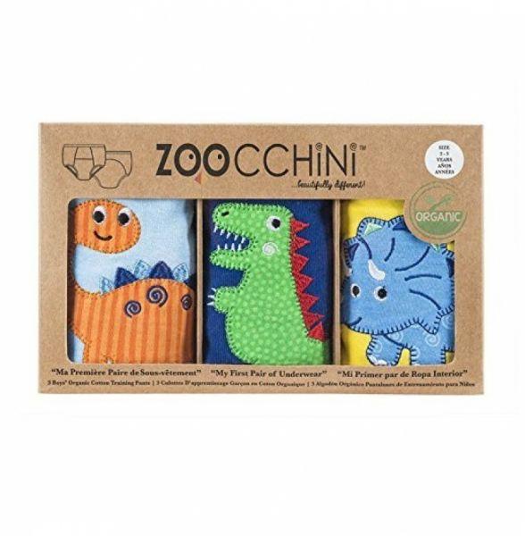 Zoocchini - Trainings Windelhosen Jungen 2-3 Jahre Jurassic
