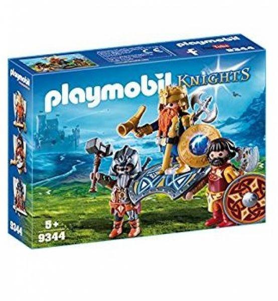 PLAYMOBIL® 9344 - Zwergenkönig
