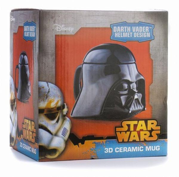 Star Wars - Darth Vader 3D-Keramiktasse