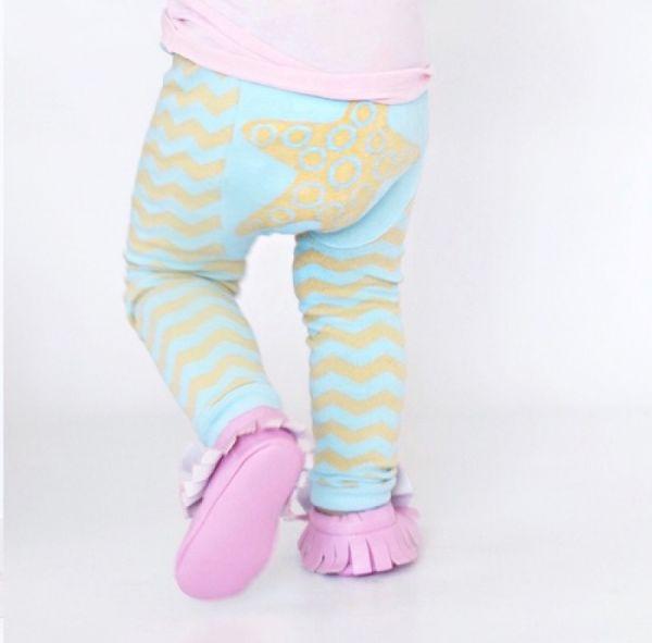 Doodle Pants - Seestern Leggings