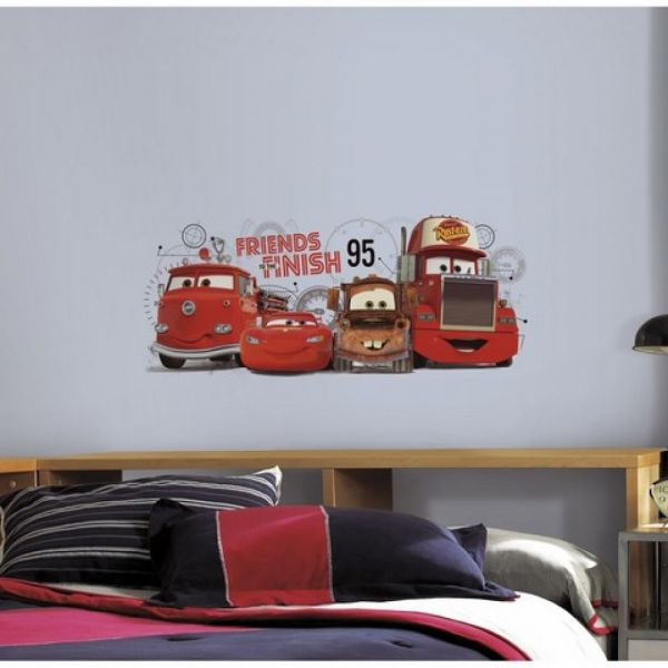 RoomMates - Sticker Cars 2