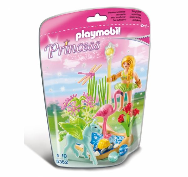 PLAYMOBIL® 5352 - Sonnenfee mit Pegasusbaby 'Sommerwind'
