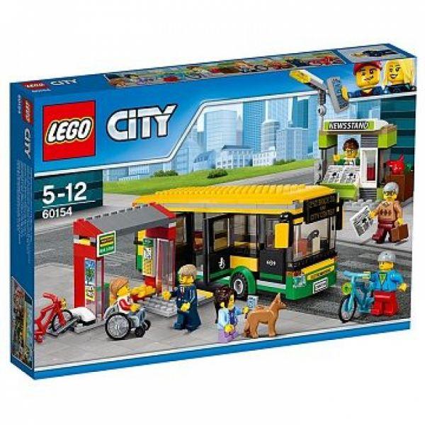 LEGO® City 60154 - Busbahnhof