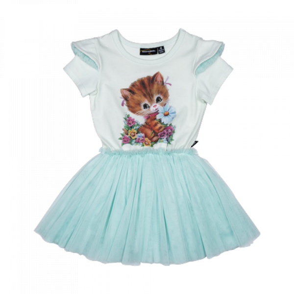Rock your Baby - Kleid mit Tulle Kitty Kat