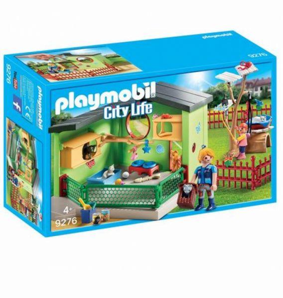 PLAYMOBIL® 9276 - Katzenpension