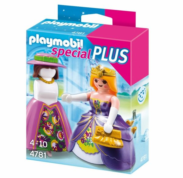 PLAYMOBIL® 4781 - Prinzessin mit Ankleidepuppe