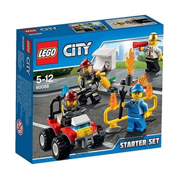 LEGO® City 60088 - Feuerwehr Starter-Set