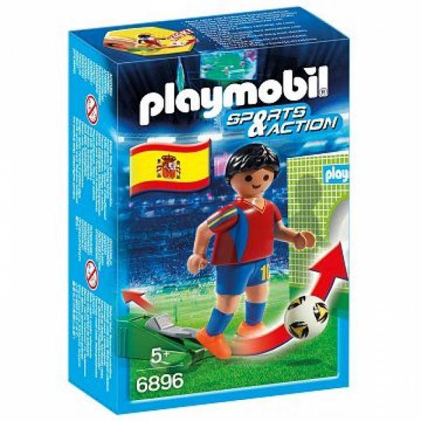 PLAYMOBIL® 6894 - Fußballspieler Spanien