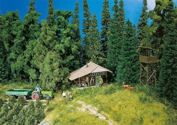 FALLER 130299 - Berghütte, Spur H0