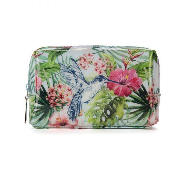 Catseye - Hummingbird Beauty Bag