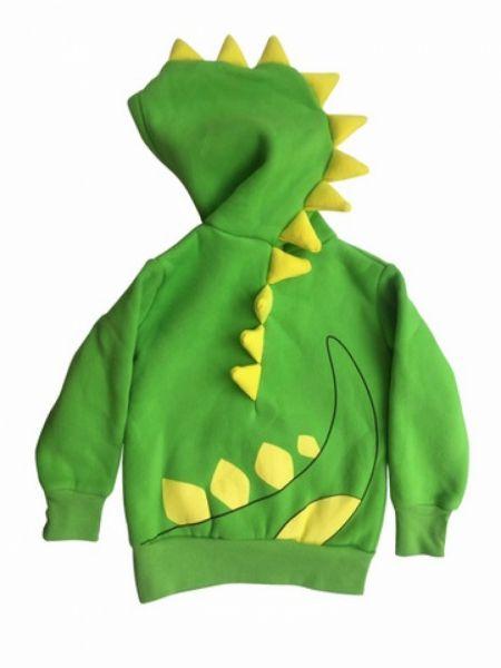 Doodle Pants - Dino green 3D Hoodie