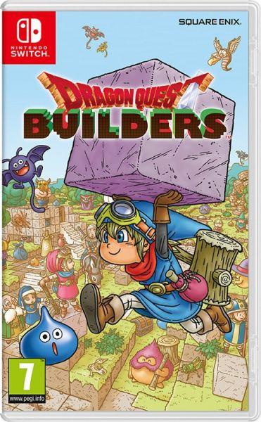 Nintendo Switch Dragon Quest Builders (D)