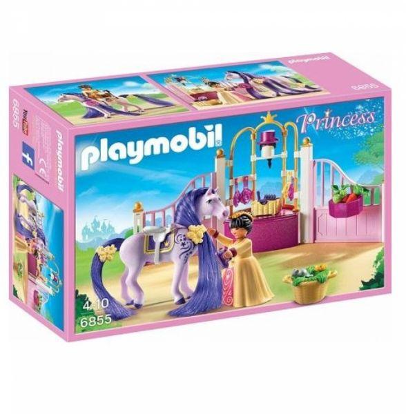 PLAYMOBIL® 6855 - Königlicher Pferdestall