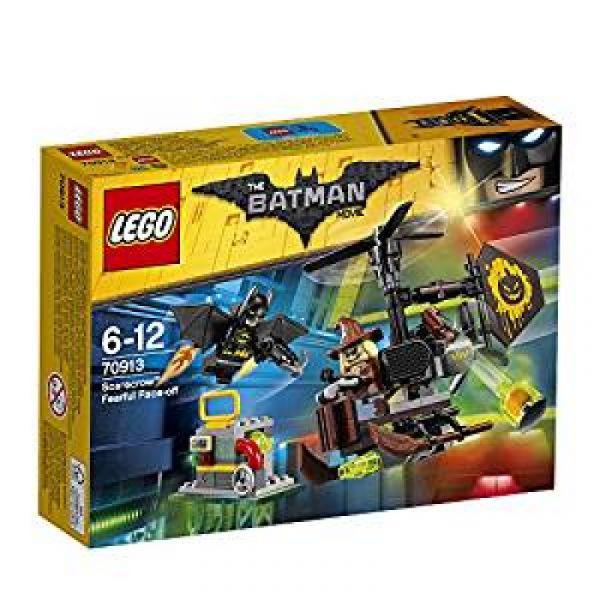 LEGO® The Batman Movie 70913 - Kräftemessen mit Scarecrow