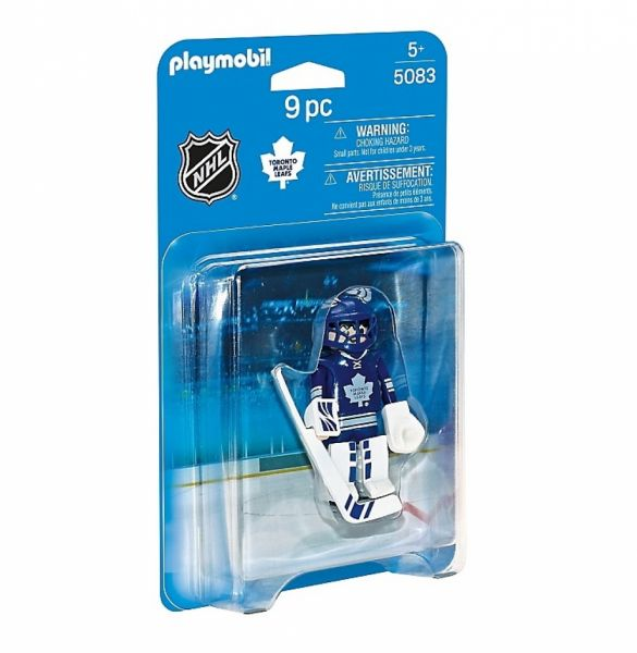 PLAYMOBIL® 5083 - NHL® Toronto Maple Leafs Goalie