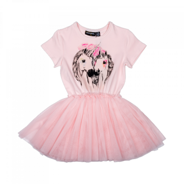 Rock your Baby - Kleid mit Tulle Unicorn Love