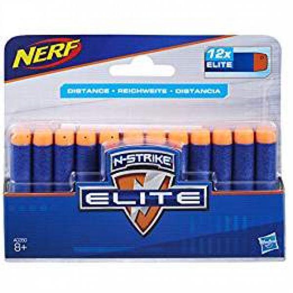 Nerf - N-Strike Elite 12er Dart Nachfüllpack