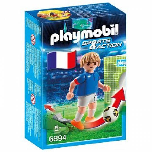 PLAYMOBIL® 6894 - Fußballspieler Frankreich