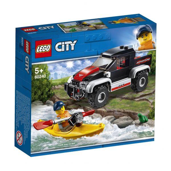 LEGO® City 60240 - Kajak-Abenteuer