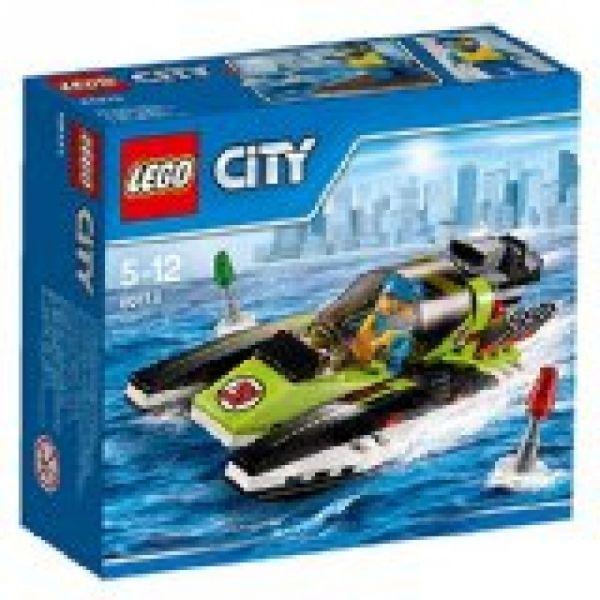 LEGO® City 60114 - Rennboot