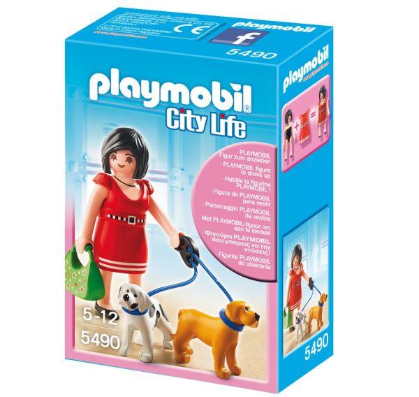 PLAYMOBIL® 5490 - Frau mit Hündchen