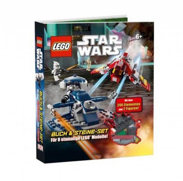 LEGO® Star Wars™ - Buch & Steine-Set